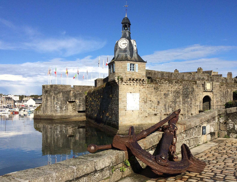 Concarneau (Bretaña francesa)