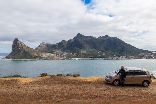 Hout Bay (Península del Cabo, Sudáfrica)