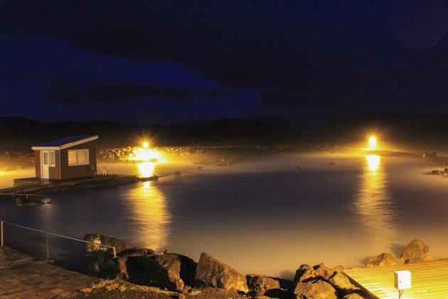 Baños termales del lago Myvatn (Islandia)