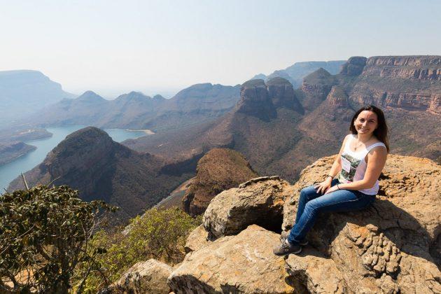 Cañón del río Blyde (Sudáfrica)