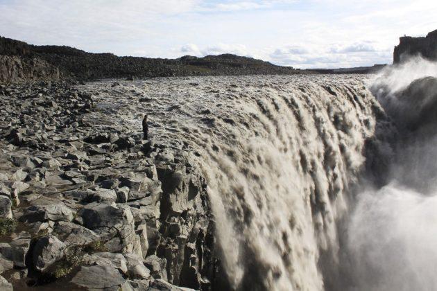 Cascada Dettifoss (Islandia)