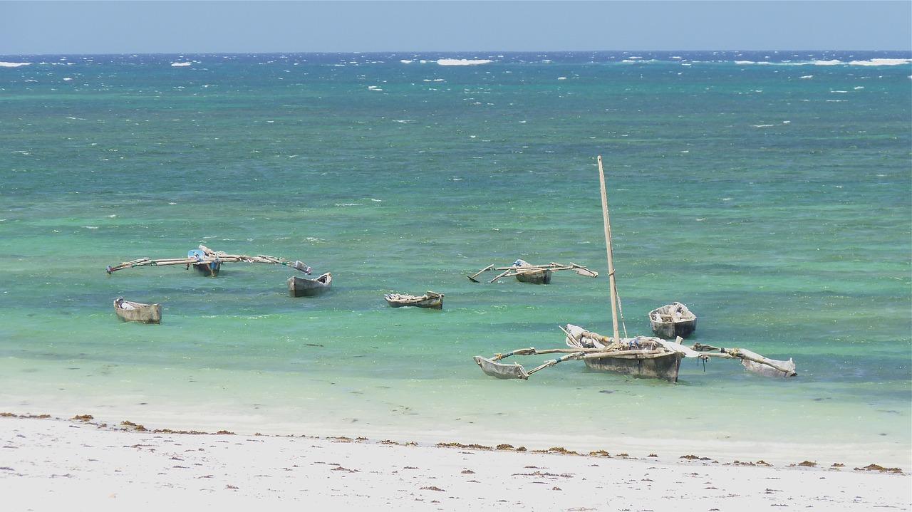 Diani Beach (Fuente: Pixabay)