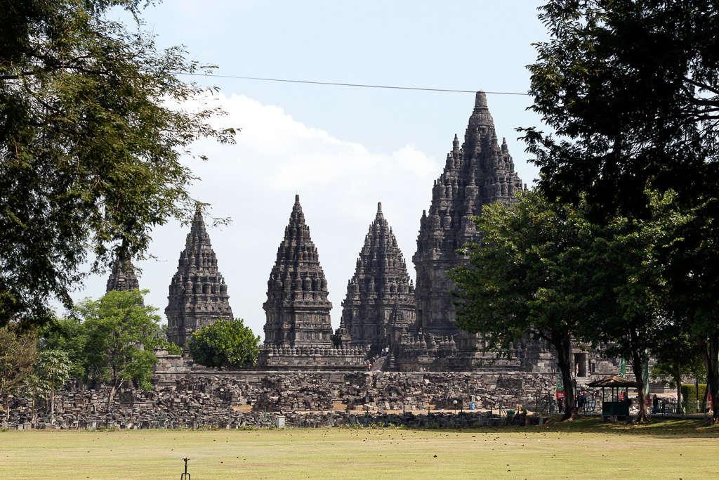 Prambanan (Isla de Java, Indonesia)